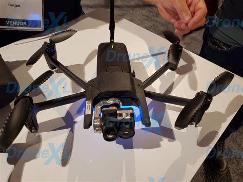 parrot anafi thermal se outdoor tactical drone shows