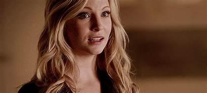 Caroline Forbes Vampire Diaries Candice Talking Accola