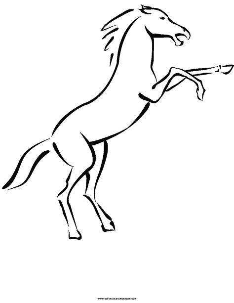 immagini cavalli da colorare e stare disegni di cavalli da colorare pagine da colorare