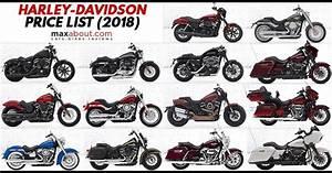Harley Davidson Preise : harley davidson price list 2018 latest price of all ~ Jslefanu.com Haus und Dekorationen