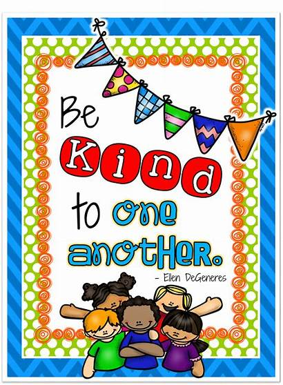 Kindness Posters Kind Poster Another Classroom Freebie