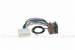 Nissan Iso Connector App091