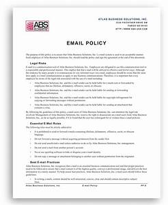company policies examples wwwpixsharkcom images With company email policy template