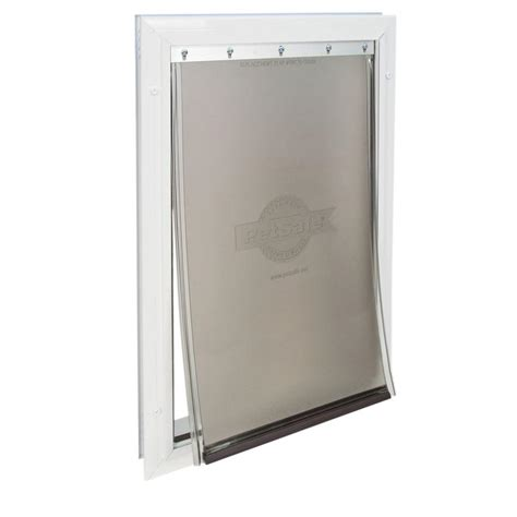 pet doors home depot petsafe door petsafe wall entry aluminum pet door