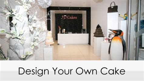 design your own cake occasion cakes by 3d cakes