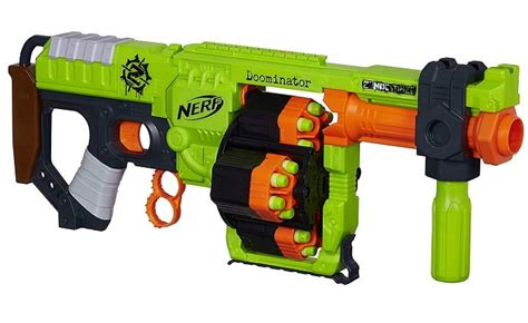 nerf snipers strike zombie blaster doominator deals read