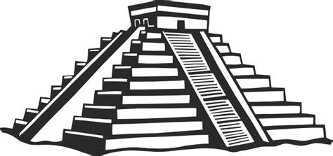 Mayan Temple Clipart & Clip Art Images #8973