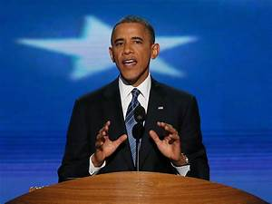 Transcript: President Obama's Convention Speech : NPR