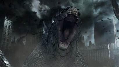Godzilla Wallpapers Background Ps3 Screensavers Classic Deviantart