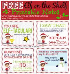 free on the shelf notes