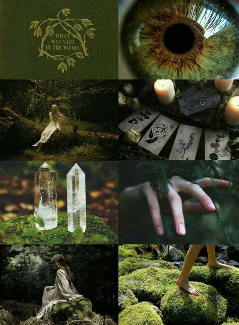 hazel witch aesthetic nature witch witch aesthetic