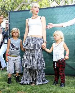 Gwen Stefani's Kids Are The Coolest Kids In Hollywood