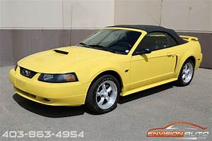 2002 Ford Mustang GT Convertible – 1 Owner – Only 8,000 KMS!! - Envision Auto