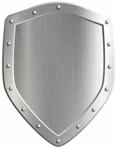 Shield Clipart Clip Badge Badges Transparent Yopriceville