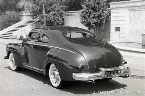 barris brumbach  ford custom car chroniclecustom car