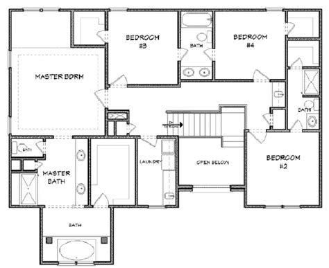 blueprints for houses house 29331 blueprint details floor plans