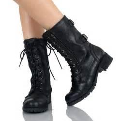 womens boots black black combat boots for my kinda shtuff