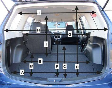 Ford Explorer Cargo Dimensions