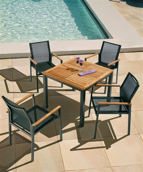 hildreths home goods caring   teak patio furniture