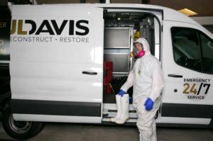 vehicle disinfection paul davis  simcoe county