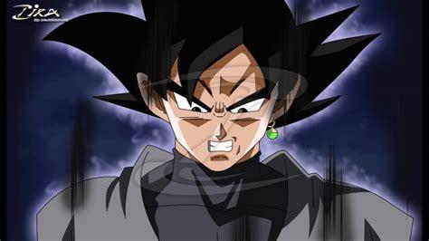 Dragon Ball Super Black Goku Theme Youtube