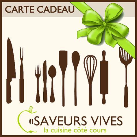 carte cadeau cours de cuisine cours de cuisine à la maison saveurs vives