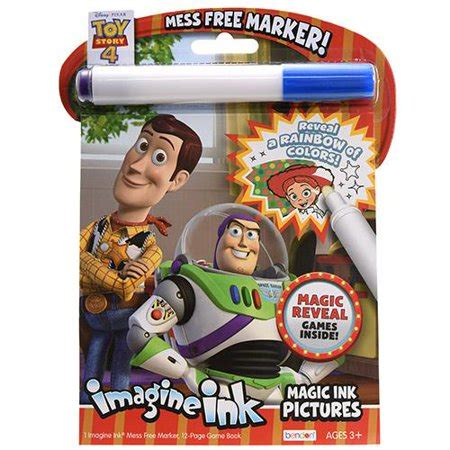 imagine ink coloring book story 4 imagine ink magic ink pictures coloring book