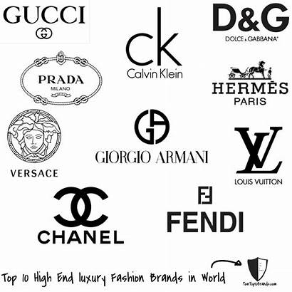 End Marcas Logos Brands Moda French Paris
