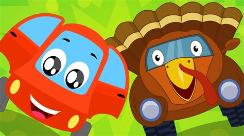 red car turkey song thanksgiving song youtube