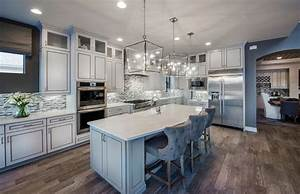 Kitchen cabinet trends 2018 ideas for planning tips and for Kitchen cabinet trends 2018 combined with craftsman style wall art