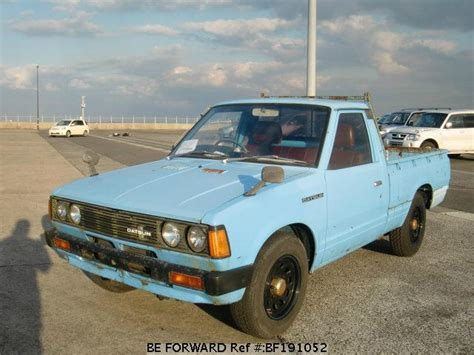 nissan datsun 1980 used 1980 nissan datsun truck j 720 for sale bf191052 be