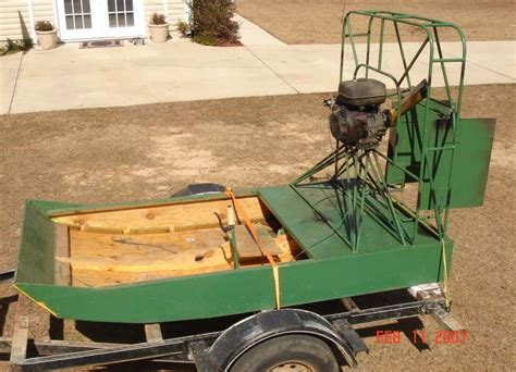 How To Build An Airboat by Airboat Kits Plans Pictures To Pin On Pinsdaddy