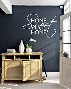 wall decal home sweet home decal for housewares With wall decals for home