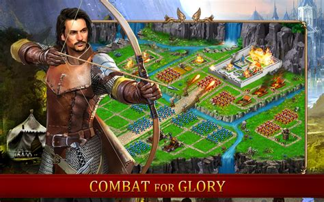 amazon com age of kingdom castle siege global