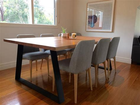 artisan dining table lumber furniture