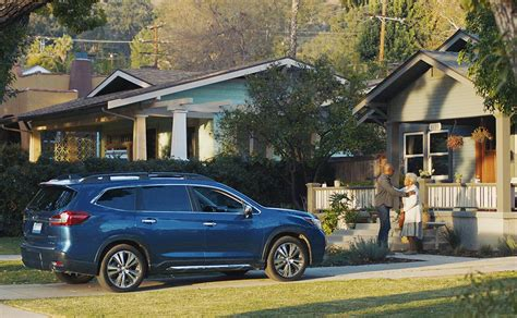New 2019 Subaru Ascent Ad Campaign Focuses On Family, Size