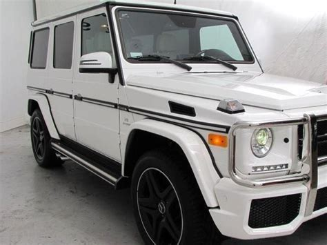 mercedes jeep white 2014 mercedes benz g class g63amg awd g63 amg 4matic 4dr