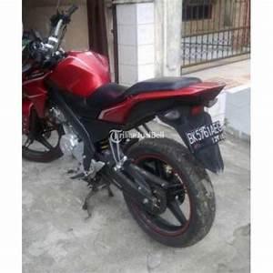 Motor Yamaha Vixion Tahun 2013 Ban Batlax Plat Bk