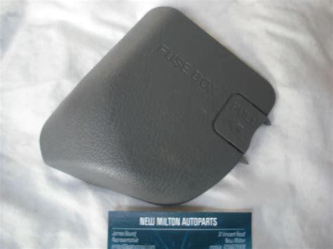 mazda  interior fuse box cover trim  rhd cars gja