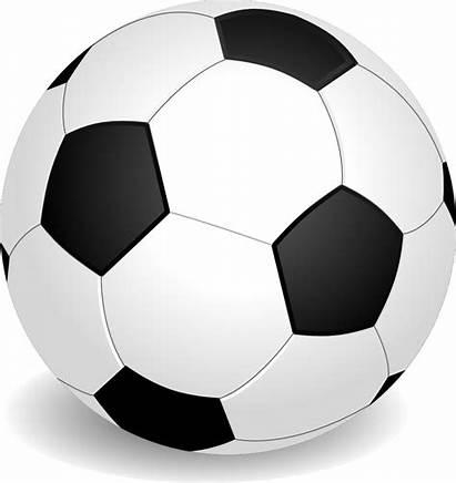 Football Soccer Clip Ball Svg Clipart Balls