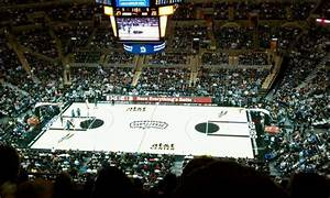 At T Center Seating Chart At T Center Section 223 Home Of San Antonio Spurs San