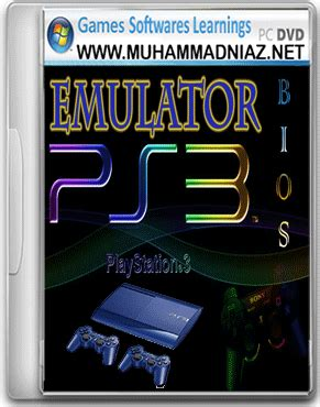 Playstation 3 Emulator With Bios Free Download