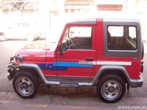 kia jeep 2010 kia jeep asia rocsta en palermo ars 35 000 año 1995 diesel
