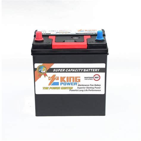12v Jis Type Maintenance Free Car Battery Terminal Types