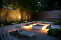 backyard lighting ideas Deck lighting ideas