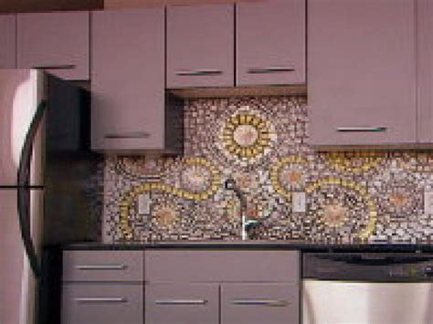 mosaic tile for kitchen backsplash how to create a china mosaic backsplash hgtv