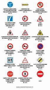Réviser Le Code De La Route 2017 : nom de tout les panneaux du code de la route ~ Maxctalentgroup.com Avis de Voitures