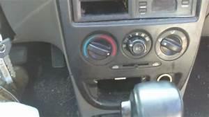 2002 Kia Rio Pioneer Stereo Installation