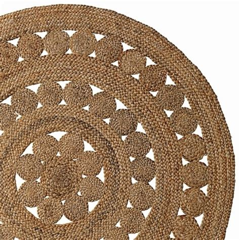 Braided Rug Company by Coastal Decorating With Round Natural Fiber Rugs Shop The