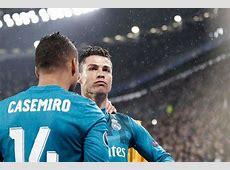 Cristiano Ronaldo faz de bicicleta e Real Madrid goleia
